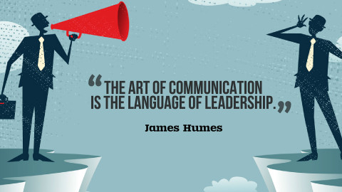 If communication is so critical to leadership and business, why isn't there enough communication in business today?