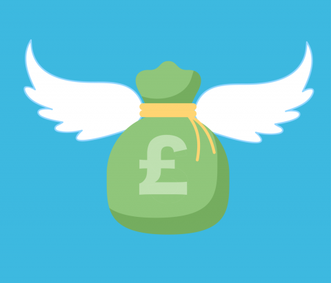 What do Angels consider when investing?