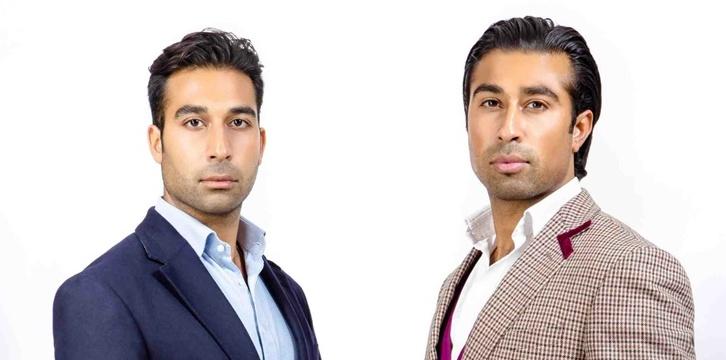 Nish and Sach Kukadia, Founders of SecretSales.com
