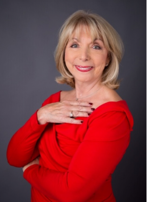 E2E Board Member Judy Naake MBE, DL – Queen of the Self-Tan