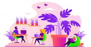 Sustainable footprint: Green Week Office Challenge
